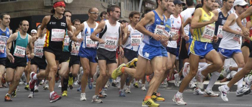 מרתון תל אביב טיפול בפציעות ספורט