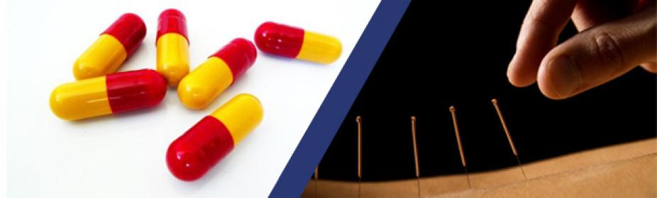 דיקור סיני או תרופות