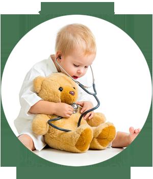 טיפול ברפואה סינית לילדים, דיקור סיני לילדים