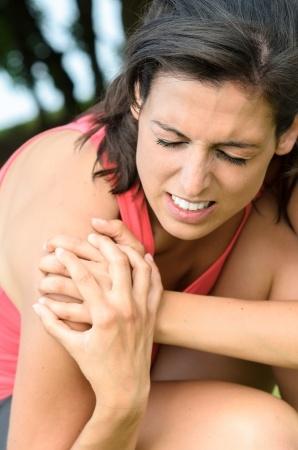כאבים בכתף - צילום אילוסטרציה