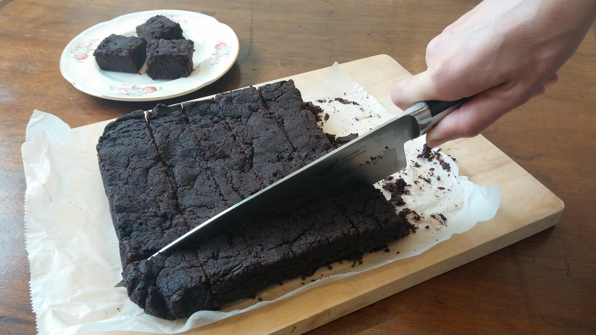 מתכון לעוגיות בראוניז טבעוניות
