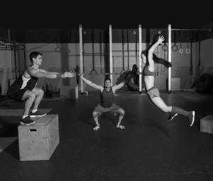 קרוספיט - אימון פונקציונלי בו כל שרירי הגוף עובדים