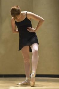 שין ספלינטס היא פציעה נפוצה אצל רקדנים ורקדניות