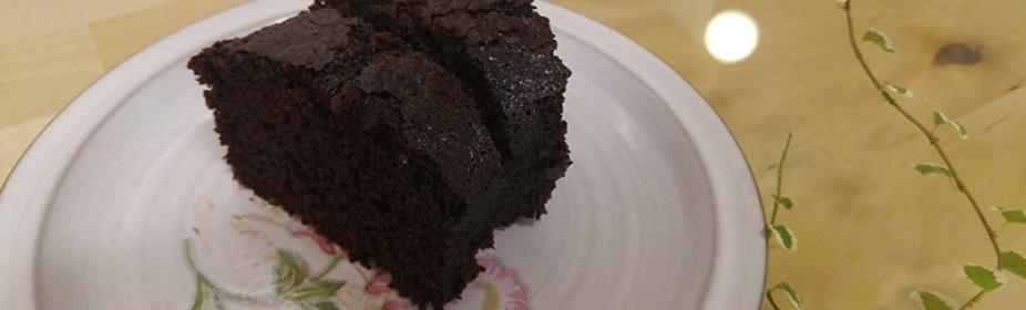 עוגת שוקולד טבעונית - קלה להכנה ובריאה