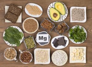 מגנזיום - נמצא במזונות רבים